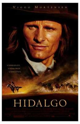 Hidalgo Movie Poster Print