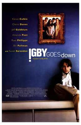 Igby Goes Down Movie Poster Print