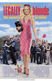 Legally Blonde Movie Poster Print