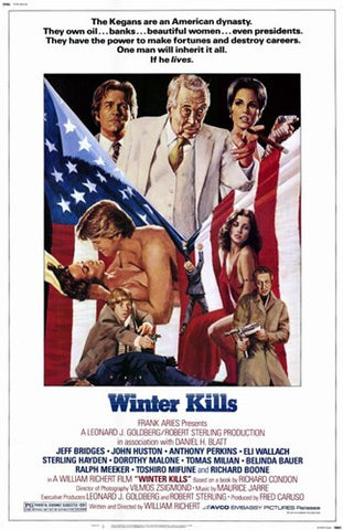 Winter Kills Movie Poster Print