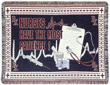 Gift - Nurse Throw