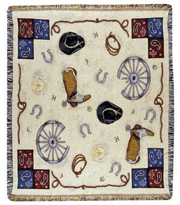 Tapestry - Howdy Partner Throw
