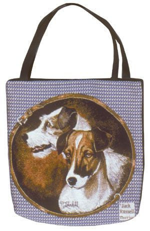 Tote Bag - Jack Russell Tote