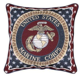 Pillow - Marine Corps Pillow