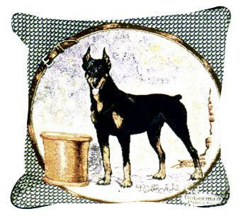 Pillow - Doberman 18