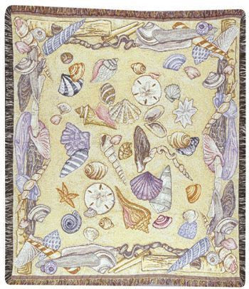 Tapestry - Gifts From The Sea Throw
