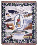 Tapestry - New Hampshire Throw