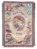 Mini Tapestry - Rock A Bye Baby Throw