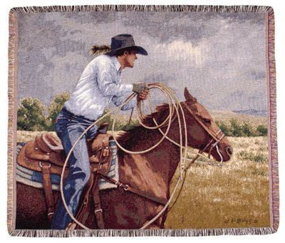 Tapestry - The Roper Throw