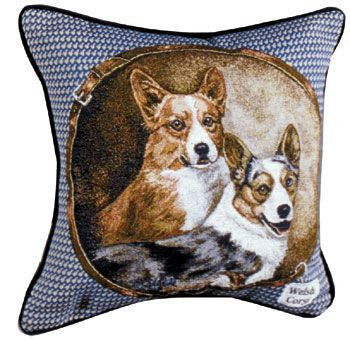 Pillow - Corgi 18
