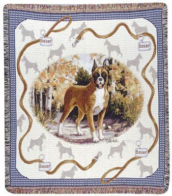 Tapestry - Boxer Throw