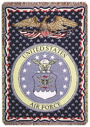 Full - Air Force (3-Layer) Throw