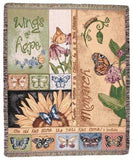 Tapestry - Wings Of Hope Throw