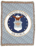 Tapestry - Air Force Throw