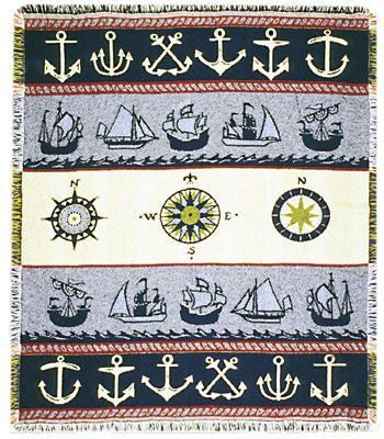 Nautical Symbols           Throw
