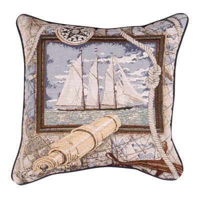 Pillow - Sailing Pillow