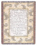 Gift - Lords Prayer Throw