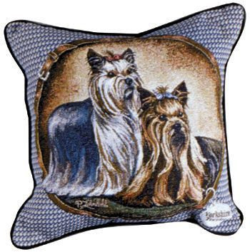 Pillow - Yorkshire Terrier 18