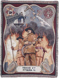 Tapestry - Fire Fighter Throw
