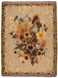 Tapestry - Sunflower Meadow Throw
