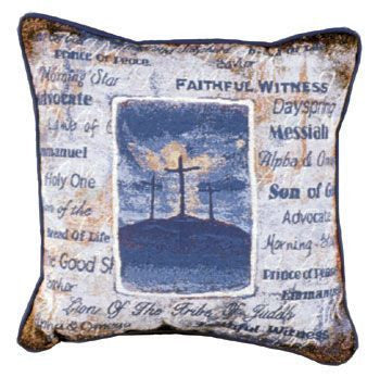 Pillow - His Holy Name 18