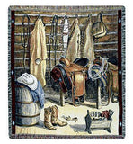 Tapestry - Cowboy Closet Throw