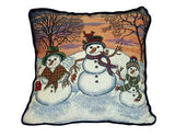 Pillow - Snowman (Pat Cockrell) Pillow