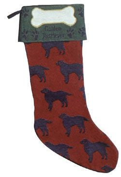 Stocking - Golden Retriever Stocking