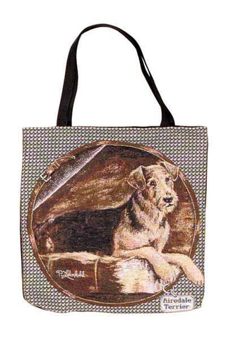 Tote Bag - Airedale Tote