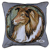 "Pillow - Collie 18"" Pillow"