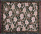 Tapestry - Magnolia In Bloom Throw