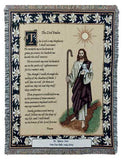 Tapestry - 23Rd Psalm Throw
