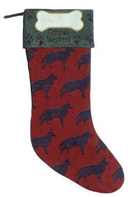 Stocking - German Shepherd Stocking