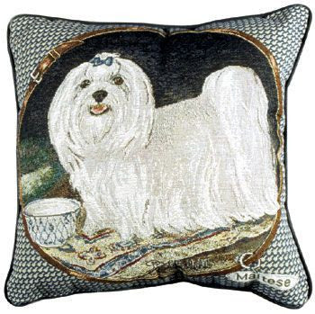 Pillow - Maltese Pillow