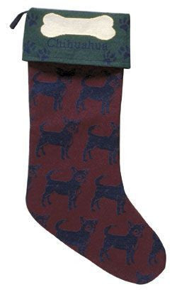 Stocking - Chihuahua Stocking