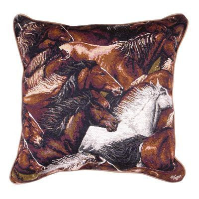 Pillow - Horse Of A Different Color Pillow