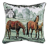 "Pillow - Lazy Meadow 18""   Pillow"