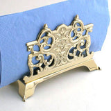 Set Of 2.   Letter-Napkin Holder