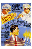 Arsenic and Old Lace Movie Poster Print