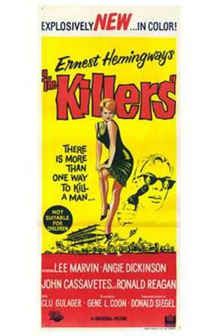 The Killers Movie Poster Print