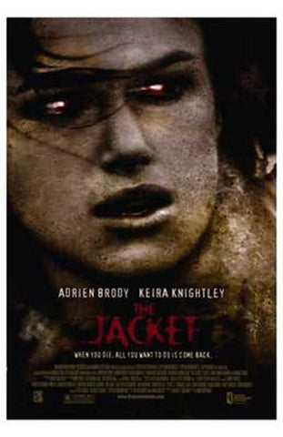 The Jacket Movie Poster Print
