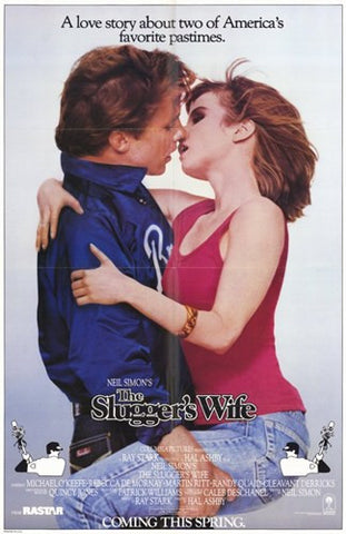 The Sluggers' Wife Movie Poster Print