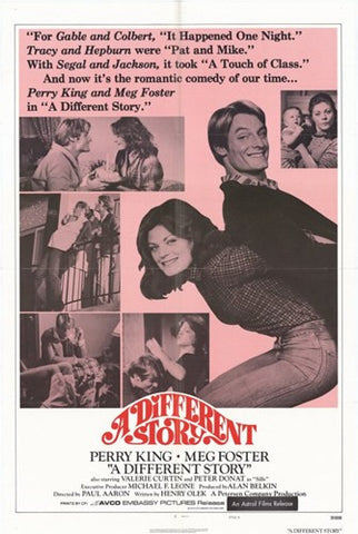 A Different Story Movie Poster Print