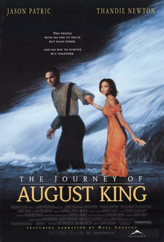 The Journey of August King Movie Poster Print