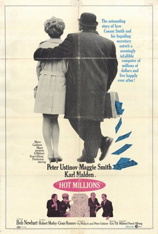 Hot Millions Movie Poster Print
