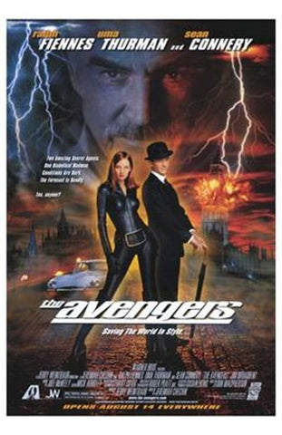 The Avengers Movie Poster Print