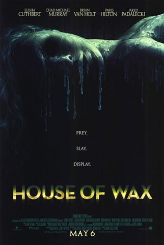 House of Wax Movie Poster Print