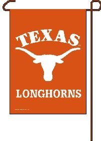 WinCraft NCAA Texas Longhorns Garden Flag, 11