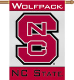 BSI NC St. Wolfpack 28x40 Double Sided Banner