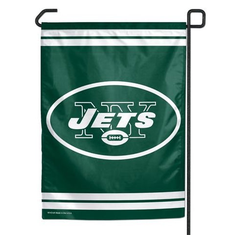 WinCraft NFL New York Jets WCR08378013 Garden Flag, 11